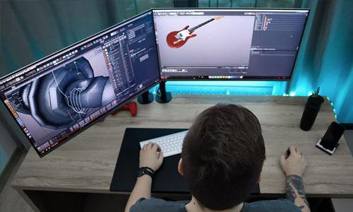 Establishing a Unique Aesthetic - Creating Multiplayer Games